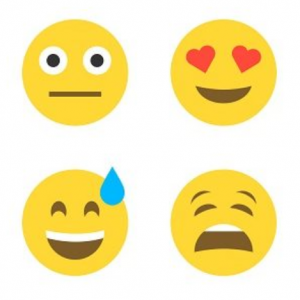 Assorted emojis